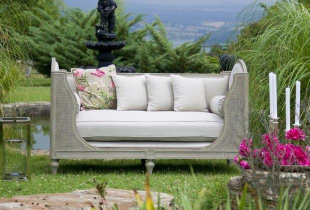 jardin paysager aménagé