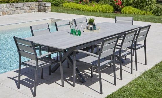 Les matériaux tendance pour vos mobiliers de jardin